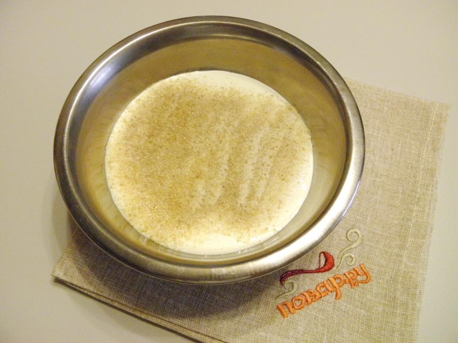 Сырный чизкейк без выпечки - фото шаг 2