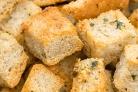 Гренки из белого хлеба в духовке