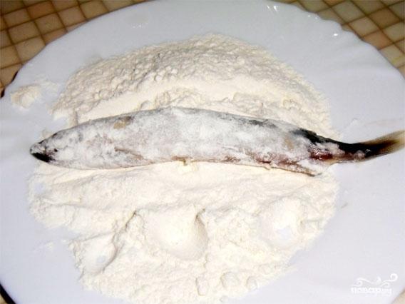 Рыба по-деревенски - фото шаг 4