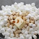 Рецепт Пирожные с воздушным рисом и зефиром