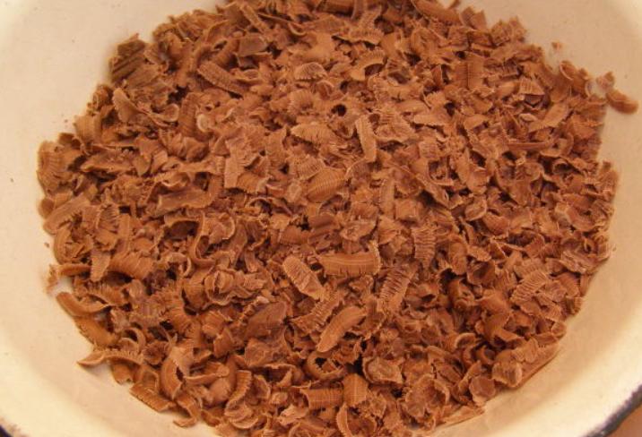 Клубнично-шоколадный торт с творожной прослойкой - фото шаг 2