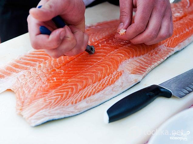 Рецепт Рыба по-французски в духовке