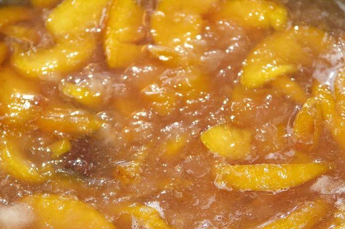 Варенье из персиков без воды - фото шаг 2