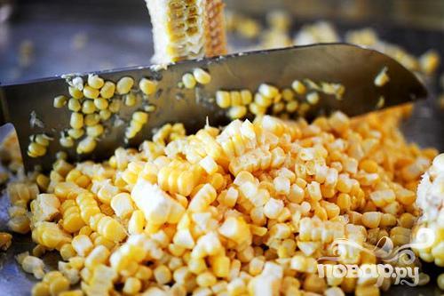 Сальса из свежей кукурузы и авокадо - фото шаг 1