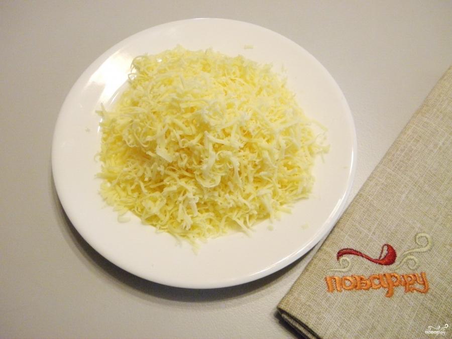Цветная капуста с яйцом и сыром - фото шаг 2
