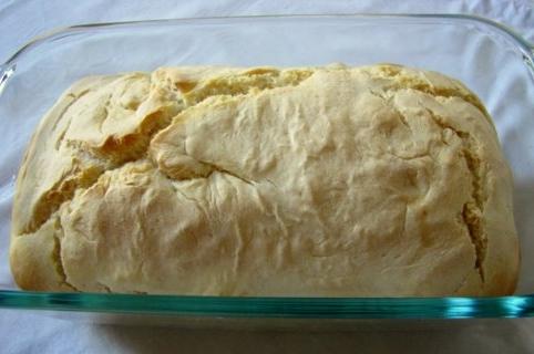 Простой белый хлеб