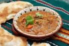 Суп с говядиной и рисом