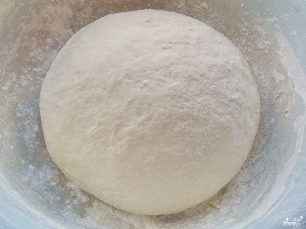 Пирожки с картошкой на кефире фото