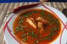 Суп из рыбы свежей