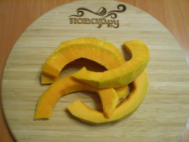 Варенье из тыквы с апельсином и лимоном - фото шаг 2