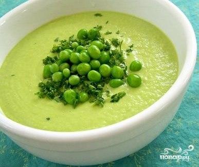 Рецепт Гороховый суп для детей