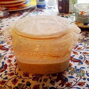 Закваска для хлеба без дрожжей - фото шаг 5