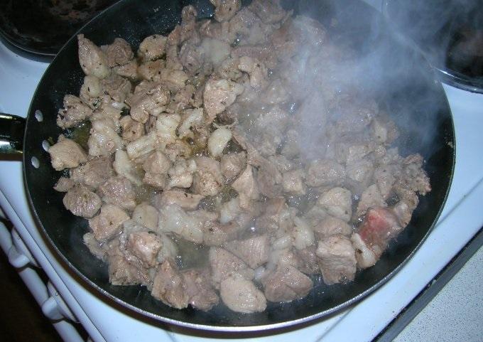 Рецепт Азу с картошкой