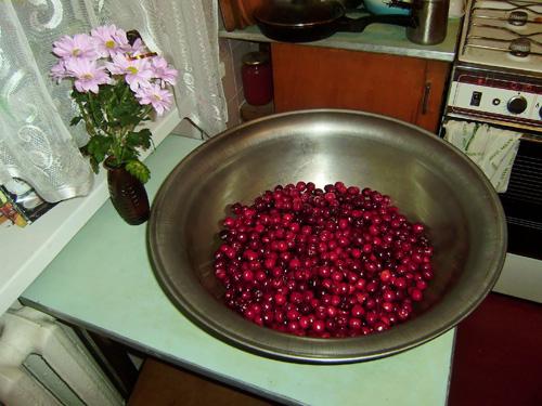 Рецепт Варенье из черешни с косточкой