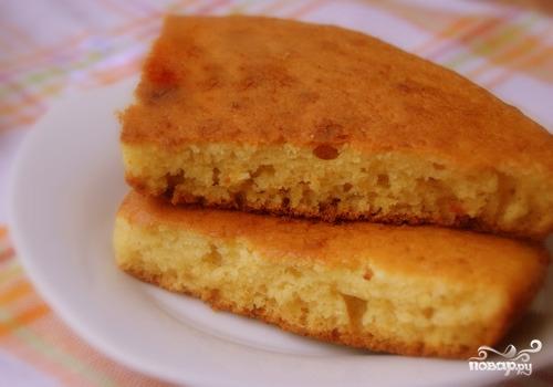 Быстрый пирог на сметане