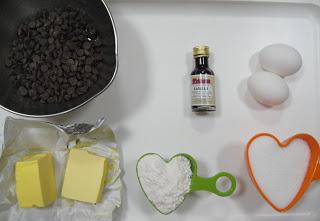 Рецепт Брауни с черным шоколадом