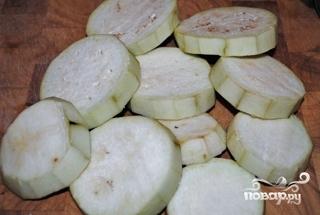 Салат из баклажанов с помидорами - фото шаг 2
