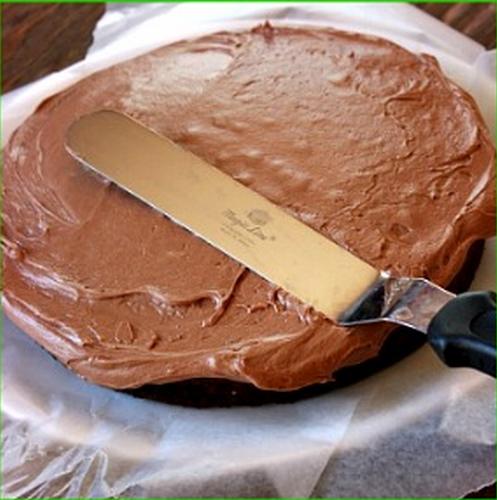 торт черемуховый пошаговый рецепт на 2 коржа