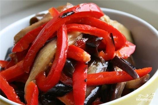 Маринованный салат