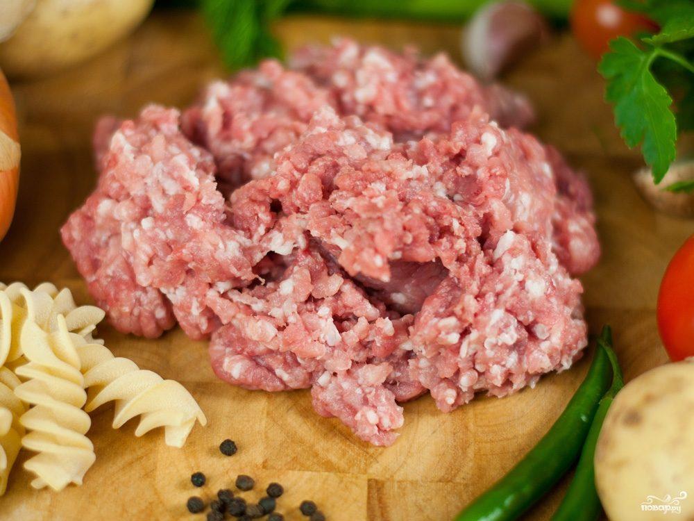 Рецепт Фарш из свинины