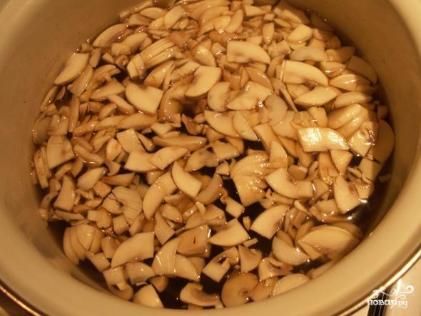 Постная солянка из свежей капусты - фото шаг 7
