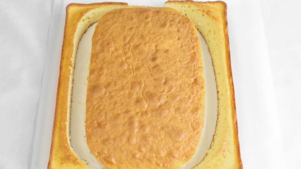 """Торт """"Гадкий я"""" - фото шаг 3"""