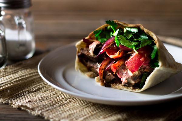 Мясо для шаурмы - фото шаг 7