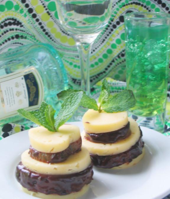 Канапе с ананасом и сыром - фото шаг 5