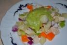 Соус для салата без майонеза