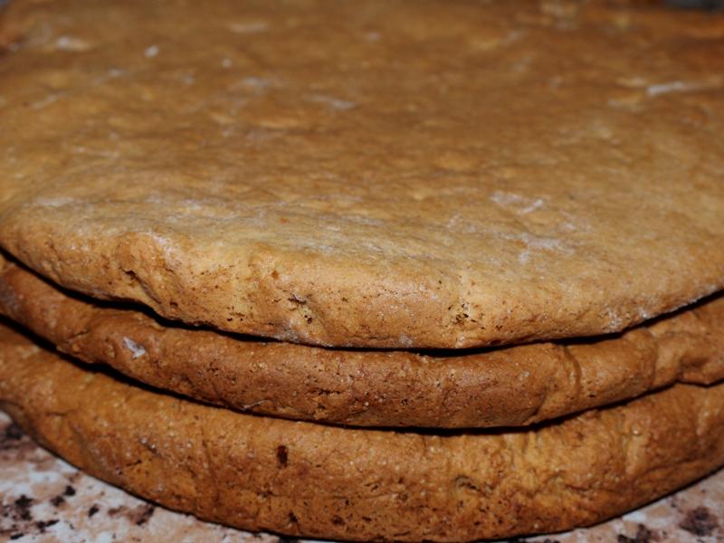 "Торт ""Идеал"" - фото шаг 5"