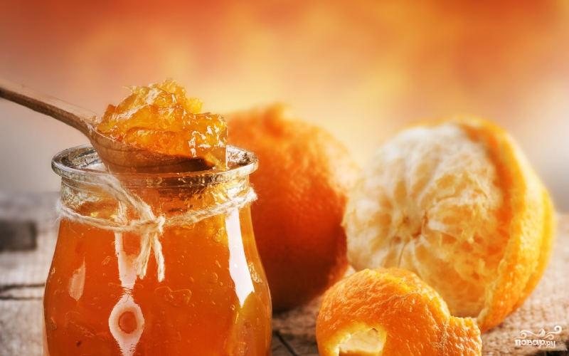 Рецепт Повидло из апельсинов