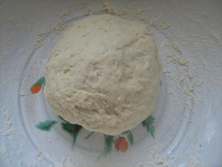 Рецепт Галушки на пару