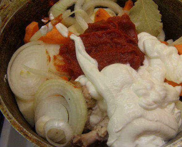Рагу из кролика с картофелем - фото шаг 5