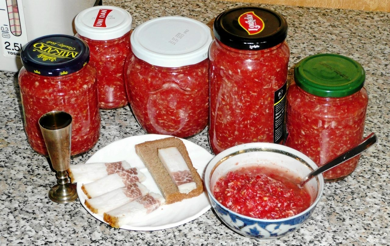 Рецепт Хреновина