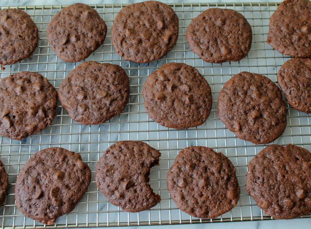 Печенье с какао - фото шаг 5