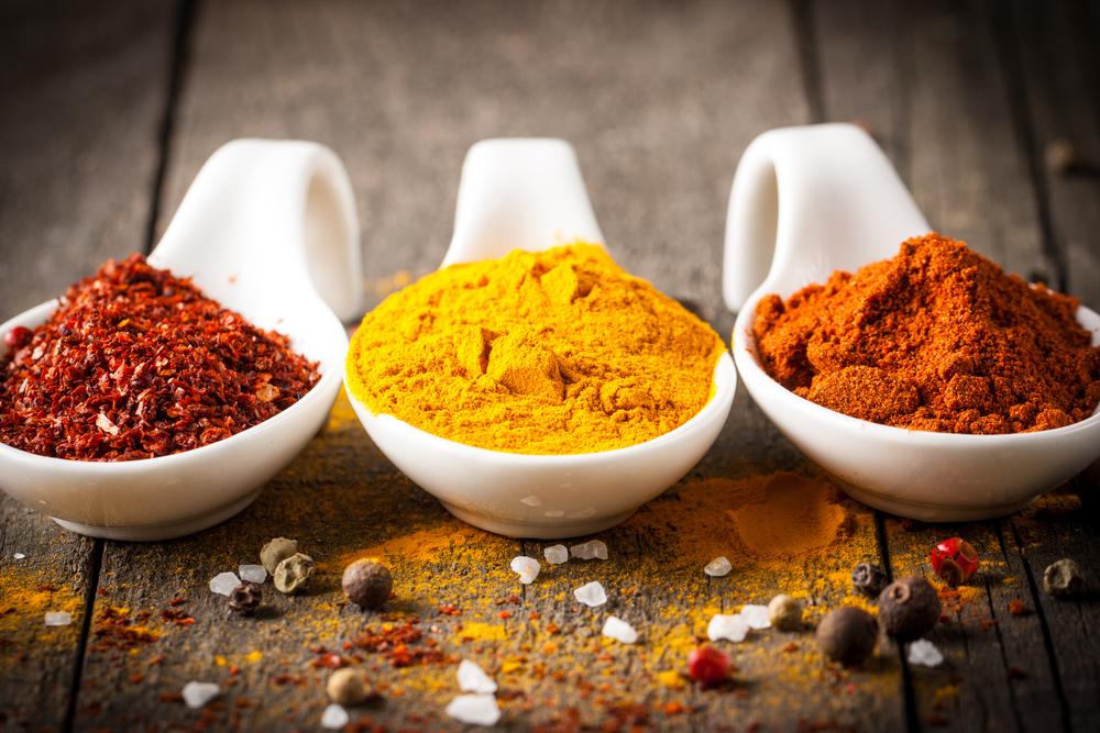 Специи и пряности ускоряют метаболизм и способствуют похудению.