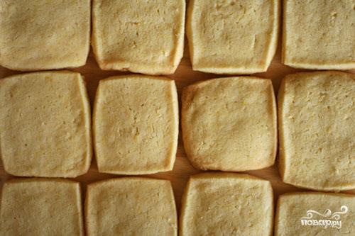 Печенье из кукурузной муки - фото шаг 3