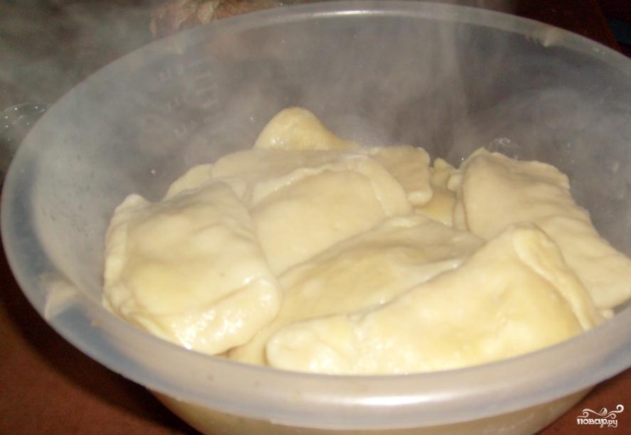 Картофельные зразы отварные - фото шаг 6