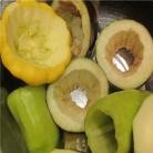 Рецепт Фаршированные овощи или овощное ассорти