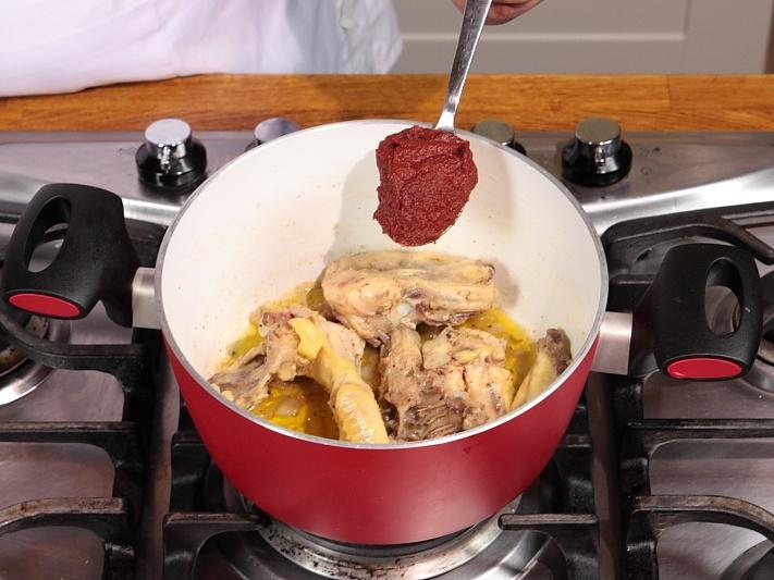 Рецепт Чорба с курицей