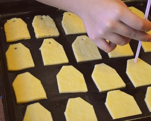 """Печенье """"Чайные пакетики"""" - фото шаг 8"""