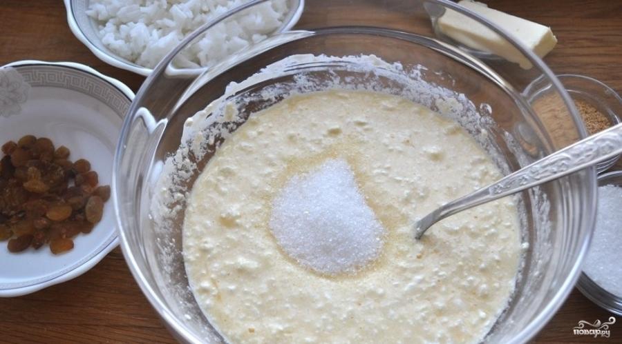 Как приготовить творожную запеканку в духовке рецепт фото