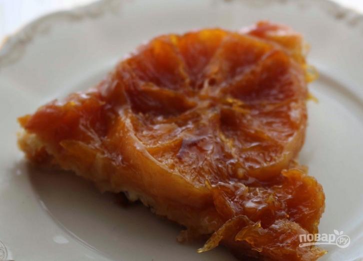 Пирог из апельсинов - фото шаг 6