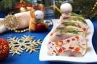 Закуска из сельди к праздничному столу