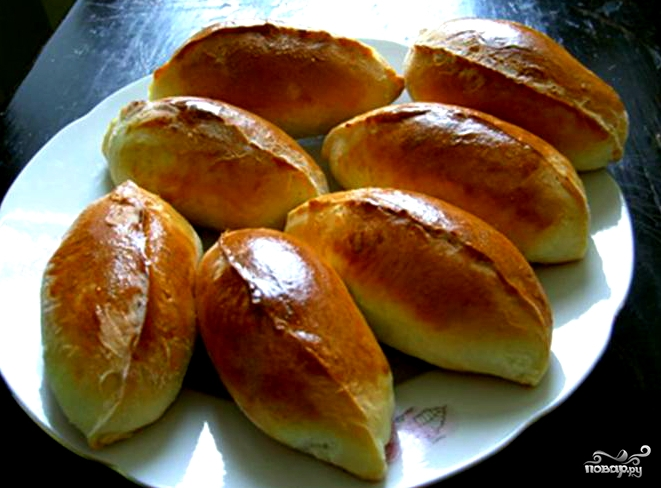 Бездрожжевое тесто в духовке - фото шаг 6