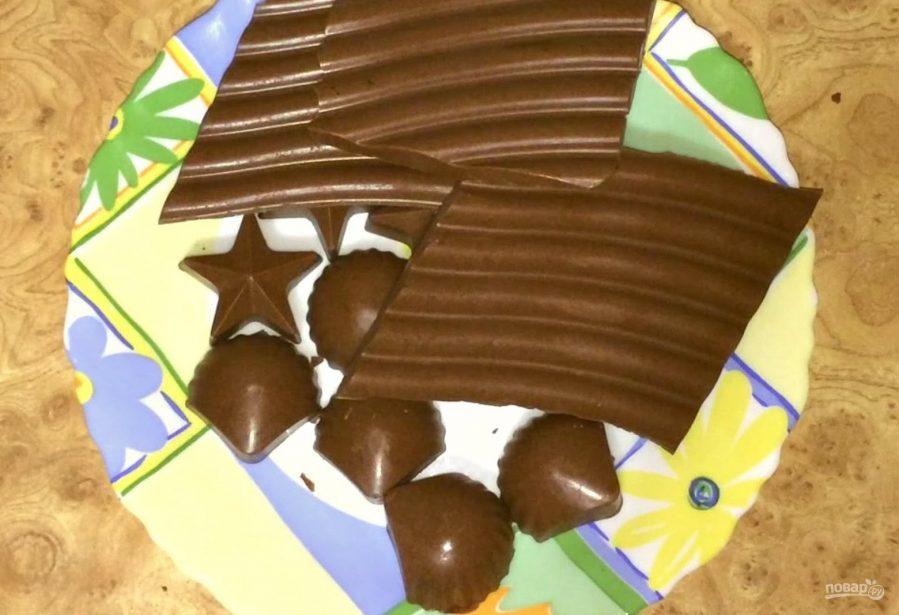 Сделать молочный шоколад своими руками