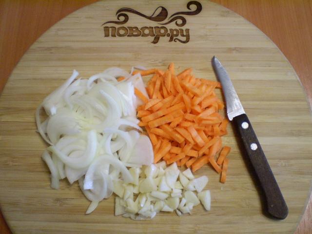 Тушеная капуста с кабачками пошаговый рецепт с фото