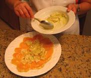 Салат из апельсинов и фенхеля - фото шаг 7