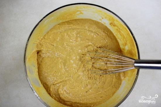 Пончики из тыквы - фото шаг 3