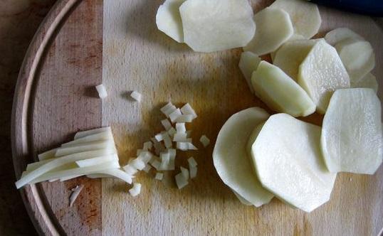 Курник со свининой и картошкой - фото шаг 6